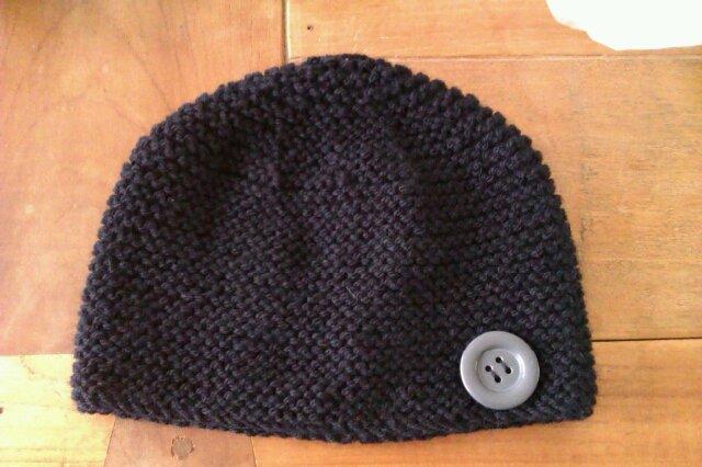 Comment tricoter un bonnet avec deux aiguilles  Innatia